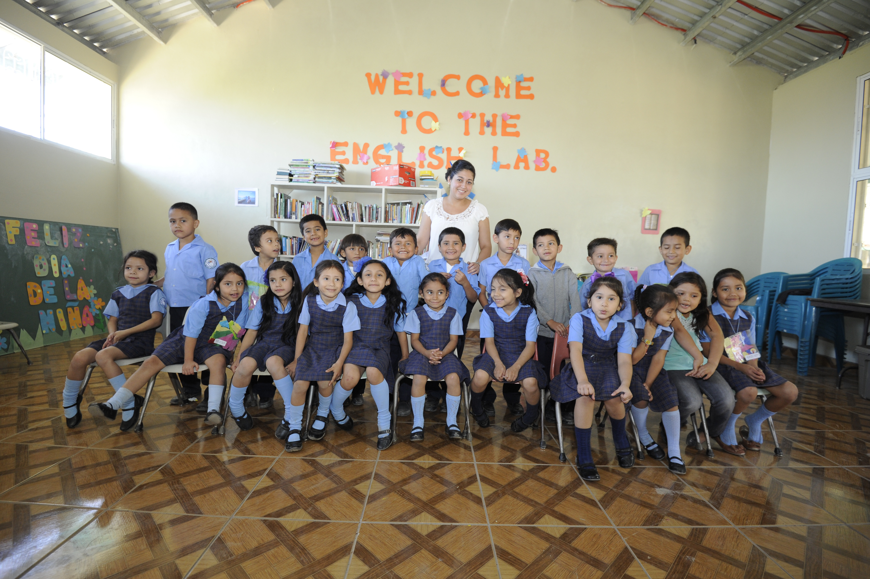 Class Portrait 1st Grade 2016